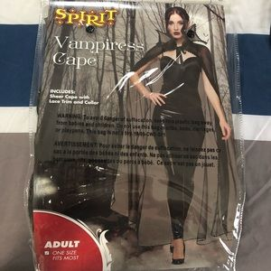 Vampiresa cape